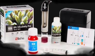 Red Sea KH/Alkalinity Pro-Testkit (75 Test)