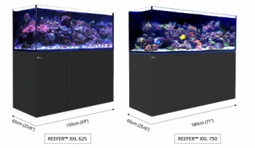 Red Sea REEFER XXL 625 Deluxe Komplettsystem - Weiß -