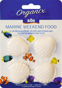 Söll Organix Marine Weekend Food (4 Tabs)