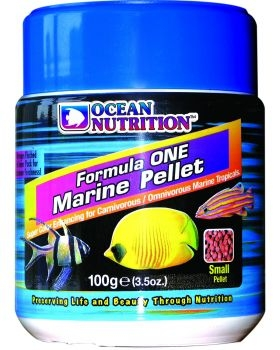 Ocean Nutrition Formula One Marine Pellet Medium 200gr.