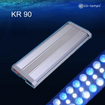 AMA ECO Lamps KR90-30Silber