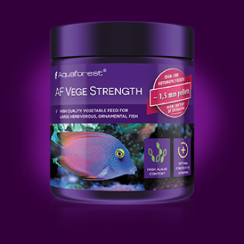 Aquaforest AF Vege Strength 120g