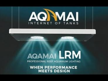 AQAMAI LRM-LED Wi-Fi 100W Reef Light