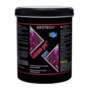 Grotech Calcium pro pure 750g Dose