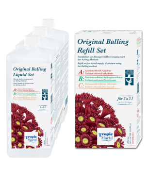 Tropic Marin Original Balling Liquid Set 3x1000ml