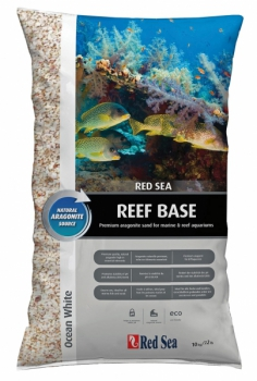 Red Sea Reef Base Ocean weiss - Dry Aragonite Sand (10kg) - 0,25-1mm