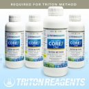 Triton Core7 Reef Supplements Bulk Liquid Set für andere Methoden 4x 5l Großgebinde
